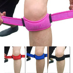 1Pcs Patella Tendon Strap Knee For Pain Relief & Patella Stabilizer for Jumpers Knee, Running, Tennis