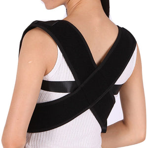 Adjustable Posture Corrector Corset Back Support Brace Belt for Student Adult Back Therapy Braces Supports Orthopedic - Relaxing Recoveries