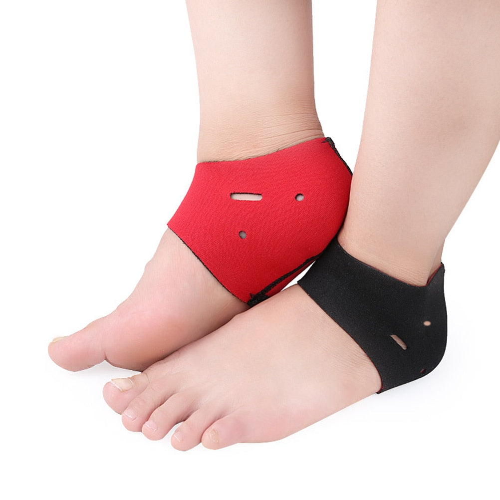 2Pcs ETEREAUTY Plantar Fasciitis Therapy Wrap For Heel Pain, Arch Support Ankle Brace, Protector Insole Orthotic