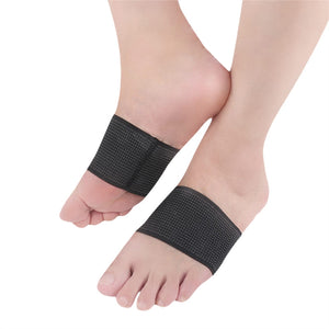 Arch Support Brace Effective Foot and Heel Pain Relief Sleeves Elastic Breathable Wrap Compression Sleeve - Relaxing Recoveries