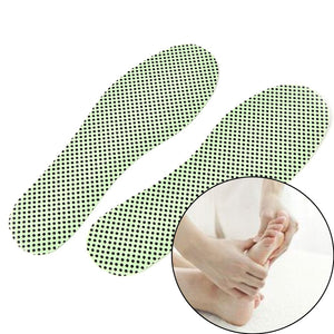 Self Heating Heated Insoles Made With Natural Tourmaline Great For Winter - Relaxing Recoveries