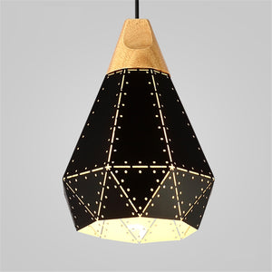 Coupcou.com: Nordic Iron Industry Vintage Home Decor Pendant Light for Restaurant DD-03