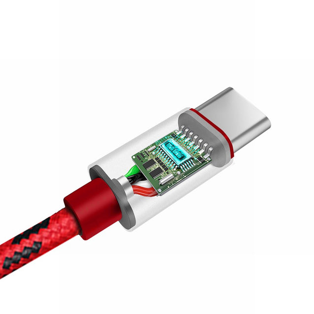 Coupcou.com: NORTHJO Type-C to USB Charging Data Cable - 1M