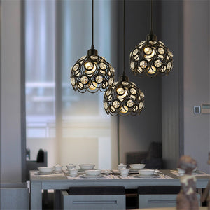 Coupcou.com: Nordic Iron Industry Vintage Home Decor Pendant Light Fixtures Restaurant DD-08
