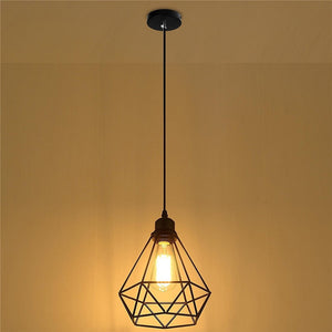 Coupcou.com: Nordic Iron Industry Vintage Home Decor Pendant Light Fixtures Restaurant DD-10