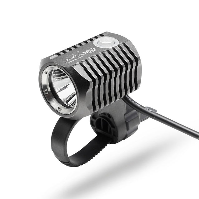 Coupcou.com: ON THE ROAD MX3-BL USB Charging LED Bike Lamp (Without Line Switch)