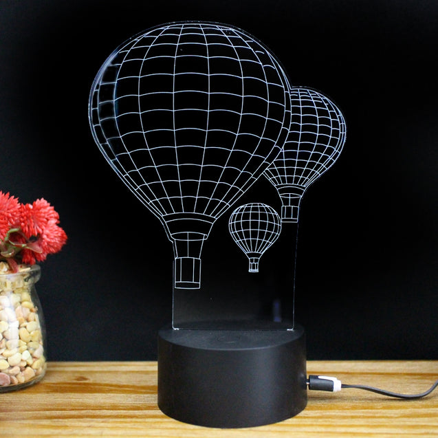 Coupcou.com: M.Sparkling TD018 Creative Valentine'S Day 3D LED Lamp