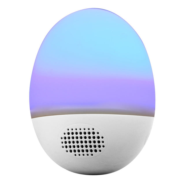 Coupcou.com: Wireless Bluetooth Loudspeaker Colorful Atmosphere LED Speaker Portable Mini Audio Holiday Gift