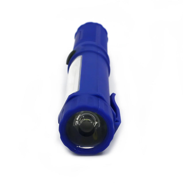 Coupcou.com: HKV 5730SMD 12LED White and Red Mini Portable Multi-Functional Flashlight