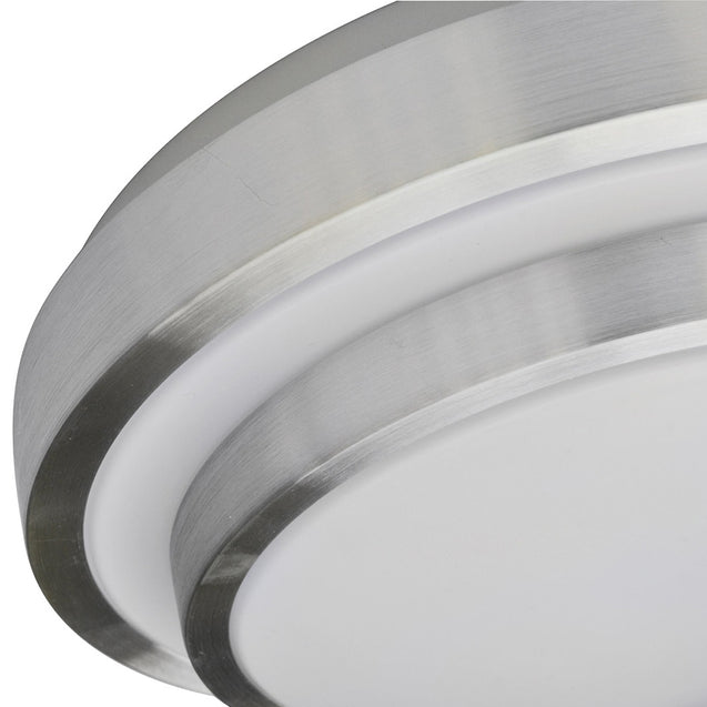 Coupcou.com: Youoklight 1PCS 18W 85 - 265V Cold White Led Ceiling Light W/ 42CM Acrylic Lampshade