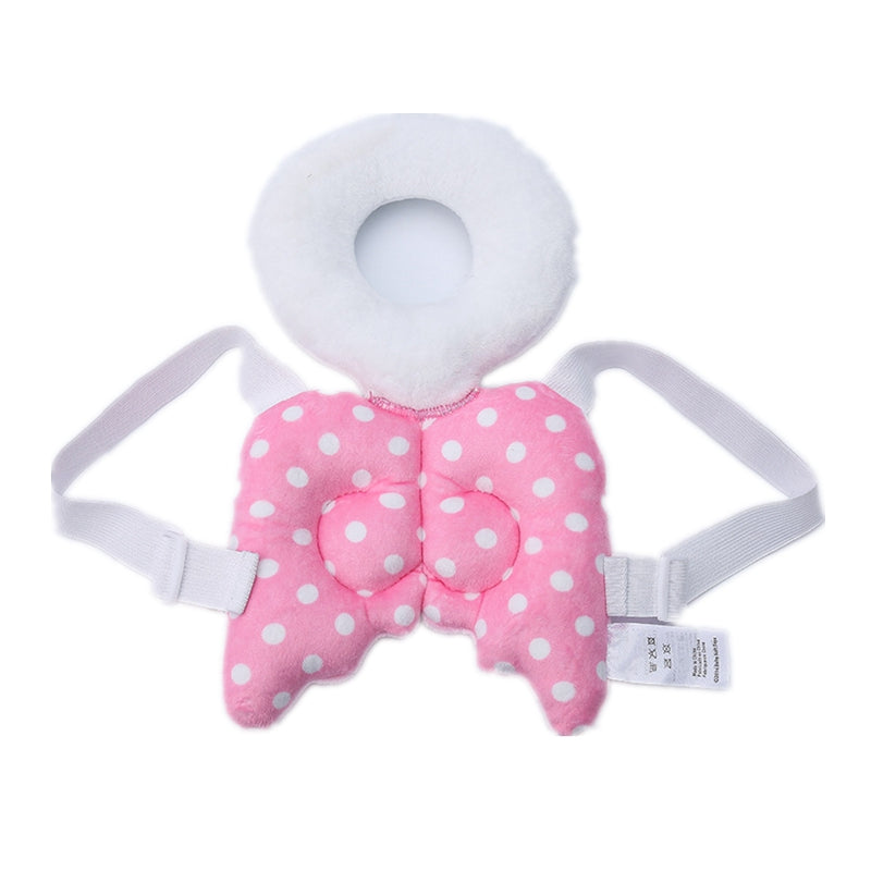 Baby Head Cushion Child Protection for Baby Head Protection PadPINK