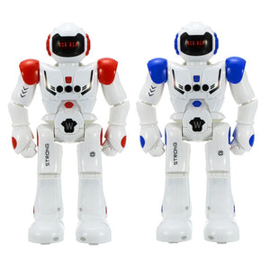 Coupcou.com: Gesture Sensor Intelligent Control Programming Dancing Walking Sing RC Robot Toy