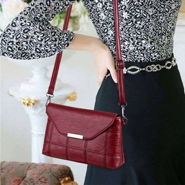 Coupcou.com: Women's Shoulder Bag Geometry Pattern Trendy All Match Bags Set