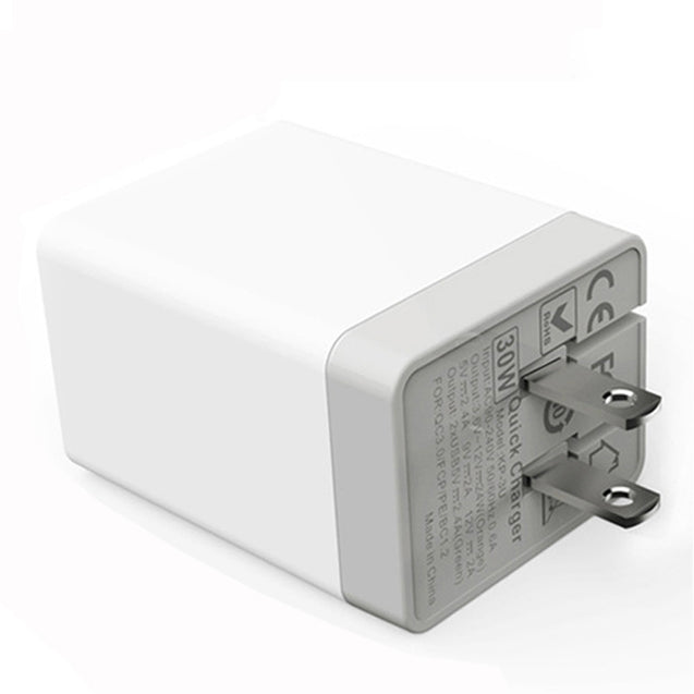 Coupcou.com: XY-KP-3U More Than USB Fast Charging Travel Charger