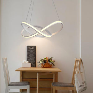 Coupcou.com: Modern LED Pendant Light Ceiling Lighting Fixture for Living Room Kitchen Kids Bedroom