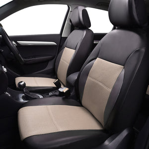 Coupcou.com: Car-pass zt-009 Pvc Leather Car Seat Covers