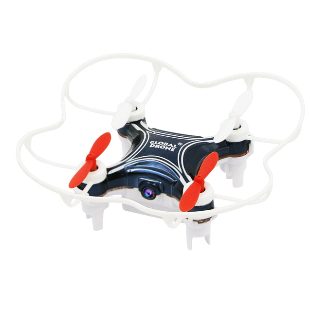 Coupcou.com: 2.4G Mini RC Drone RTF with 6-axis Gyroscope / Altitude Hold / Video Recording