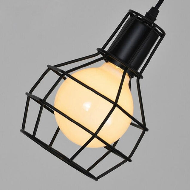 Coupcou.com: LOFT Nordic Iron Industry Vintage Home Decor Pendant Light Fixtures Restaurant DD-42