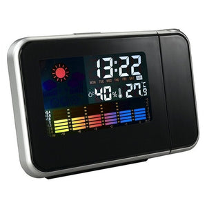 Coupcou.com: Weather Multi-Function Station Projection Alarm Clock
