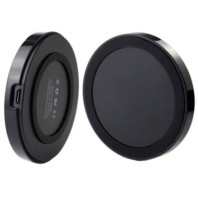 Coupcou.com: Wireless Charger Charging Pad Mat for Samsung Galaxy S8 Plus / S7 Google Nexus 4 / 5 / 6 / 7 Nokia 735 / 822 / 920