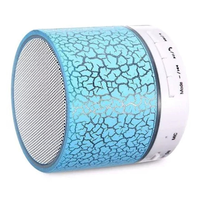 Coupcou.com: LED Bluetooth Speaker Wireless Hands Free Subwoofer Loudspeakers Musical Audio for Phone With Mic TF USB