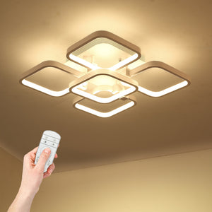 Coupcou.com: X10159 - 70W - WJ Promise Dimmable Ceiling Light AC 220V