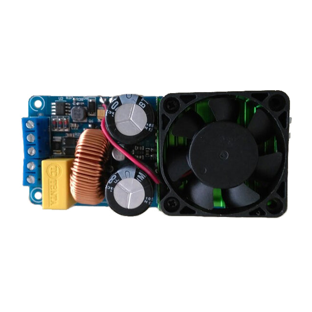 Coupcou.com: IRS2092S 500W Mono Channel Digital Amplifier Class D HIFI Power Amp Board