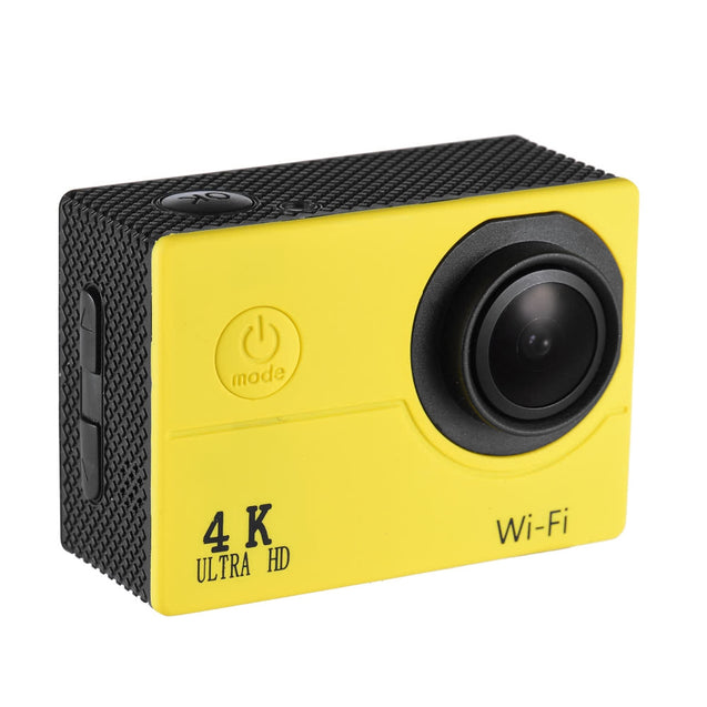 Coupcou.com: 16MP 4K FHD 1080P 2.0 LCD WIFI Waterproof 40M Action Sports Camera
