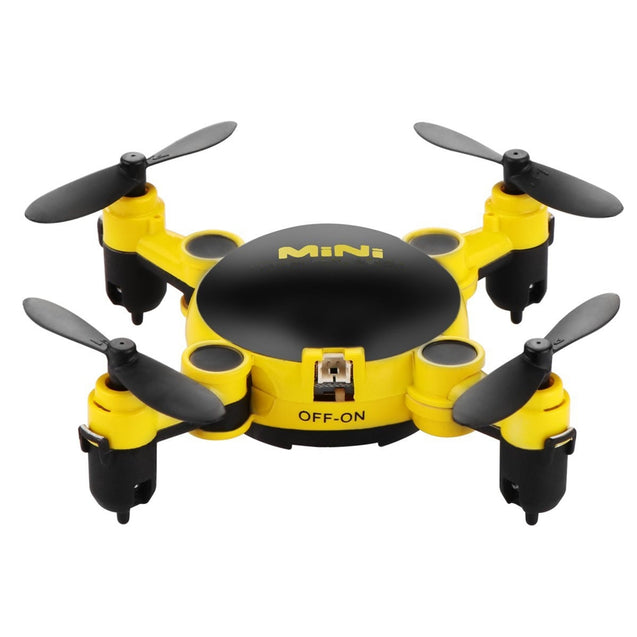 Coupcou.com: Mini Foldable RC Quadcopter Drone with Camera / 6 Axis Gyro / 360 Degree Roll