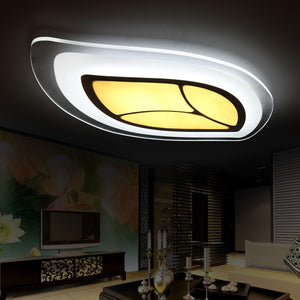 Coupcou.com: XD718 - 21W  Warm / Cold White Light Ceiling Light AC 220V
