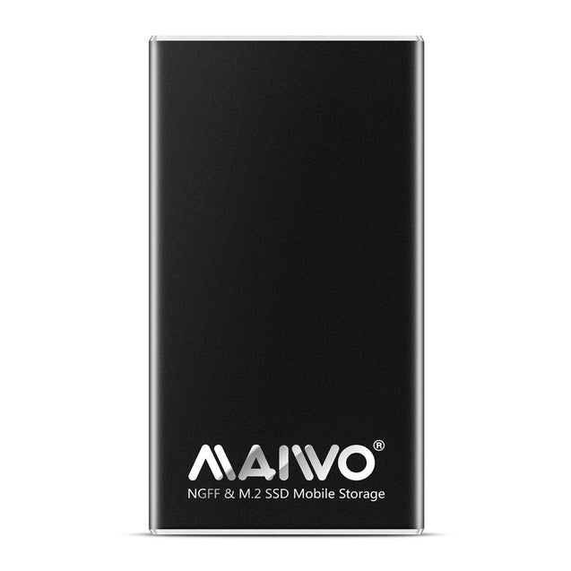 Coupcou.com: MAIWO K1942N Aluminum Alloy M.2 To Type-C SSD Solid State Drive Box