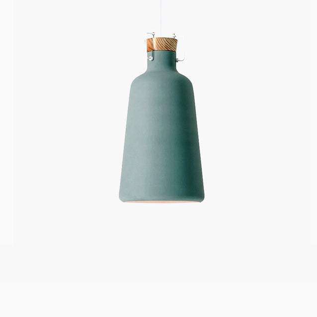Coupcou.com: BOCD001L - 24 Nordic Color Pendant Light E27 AC 220V