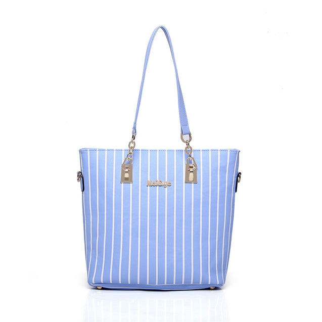 Coupcou.com: Six Woolly Fashionable Stripe Lash Package Bags