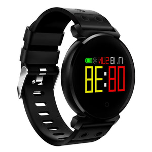 Coupcou.com: Star 38 Bluetooth Smart Watch Professional Blood Pressure Oxygen Heart Rate Monitors 30M Life