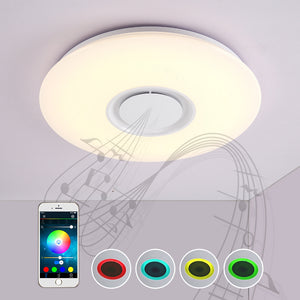 Coupcou.com: X9903Y - 36W - LY Music Light Converter Bluetooth Ceiling Light