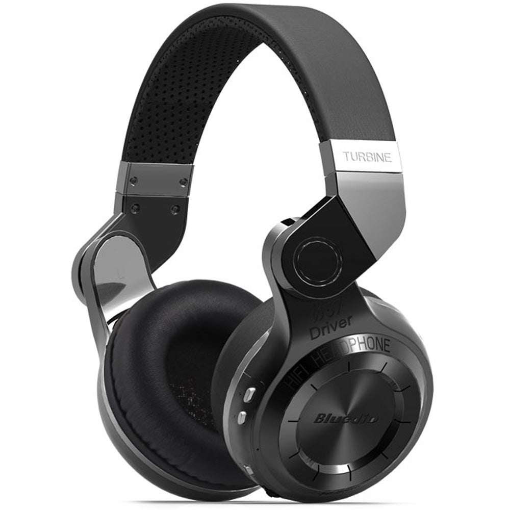 Bluedio T2 Foldable Style Bluetooth V4.1 +EDR Wireless Headset for Smartphone Tablet PCBLACK