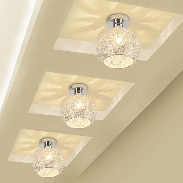Coupcou.com: JUEJA Modern Iron Ceiling Lamp E27 Home Lights for Living Room / Dining Room / Bedroom / Balcony