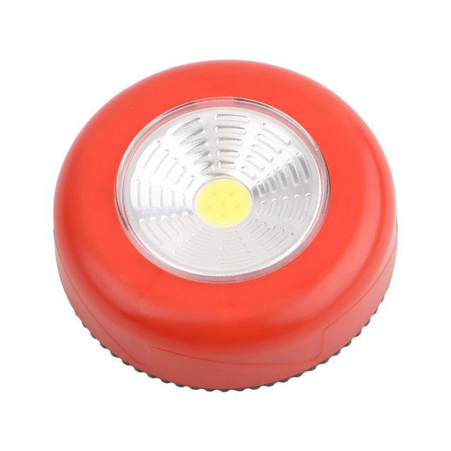 Coupcou.com: Multi-Function Portable Mini COB LED Night Light Use AAA Batteries