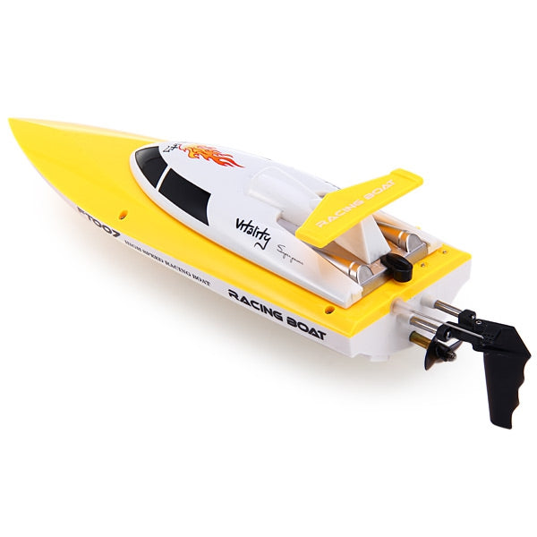 Coupcou.com: Fei Lun FT007 2.4G RC Racing Boat with Large Torsion Propeller