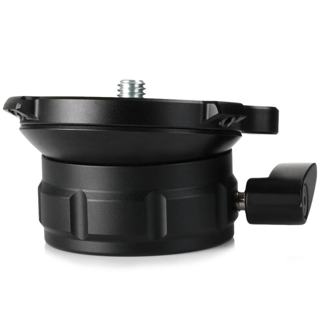 Coupcou.com: LB - 60 Ball Head Camera Leveler Leveling Base for Tripod Monopod DSLR Cameras Canon Nikon Pentax etc.