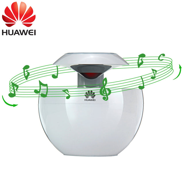 Coupcou.com: HUAWEI AM08 Little Swan Bluetooth Speaker BT4.0 CSR Hands-Free Touch Control for iPhone 6 Plus 6 5S 5 Samsung S6 Edge S6 HTC ONE M9 HUAWEI P8