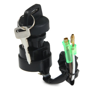 Coupcou.com: Ignition Key Switch with 2 Keys for Yamaha Blaster YFS200 QUAD 1998 - 2006