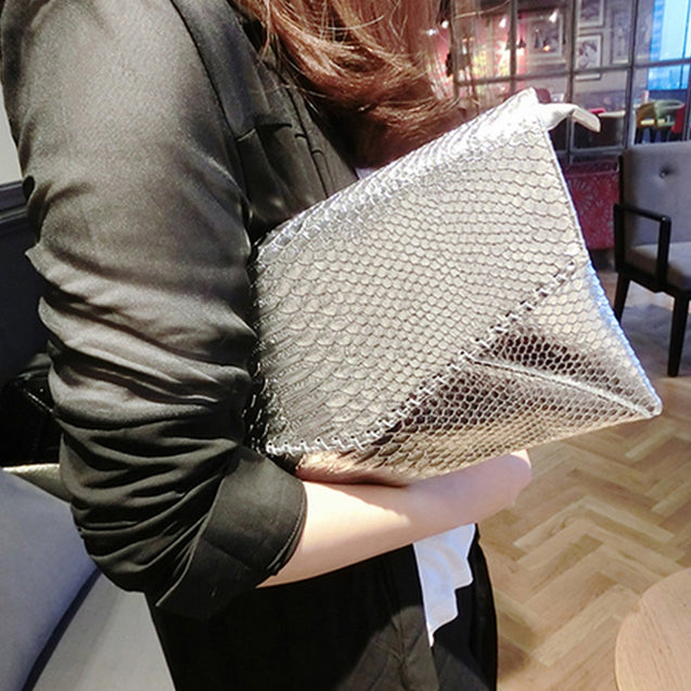 Coupcou.com: Women's Clutch Bag Night Party Style All Match Envelope Bag