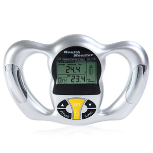 Coupcou.com: BZ - 2009 Handheld Body Mass Index BMI Tester Fat Monitor Loss Weight Calculator