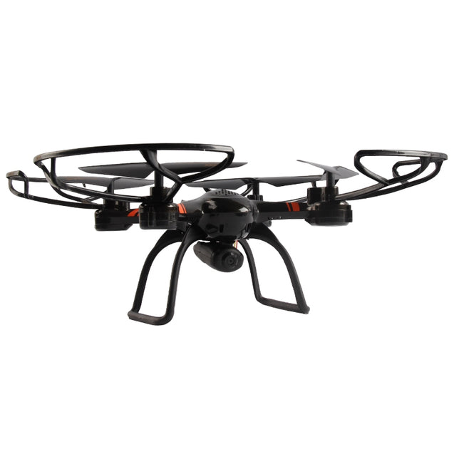 Coupcou.com: Mould King Super-S 33041 2.4GHz 4CH 6-axis RC Quadcopter with 2.0MP Camera