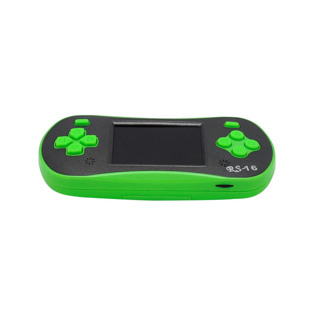 Coupcou.com: Childhood Classic 2.5 Inch with 260 Game 8-bit PVP Portable Handheld Console