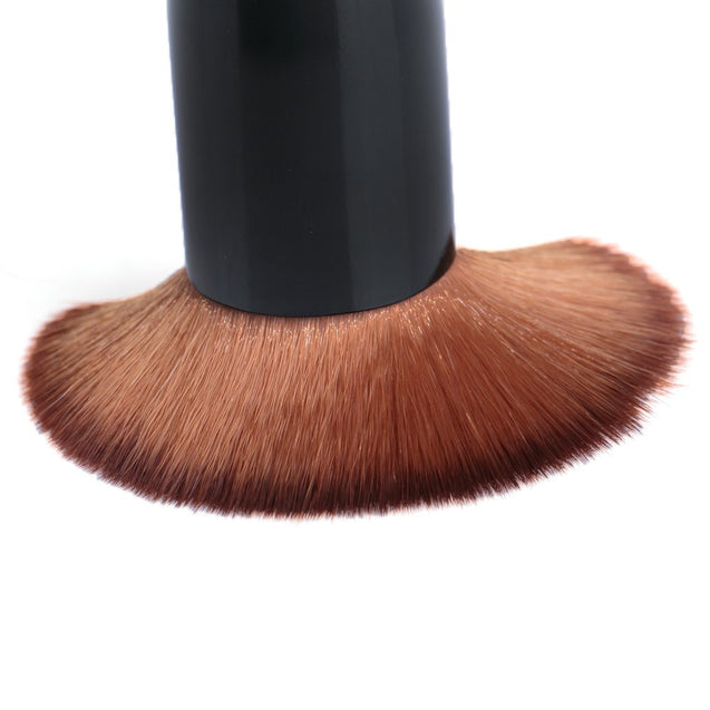 Coupcou.com: Change Cosmetic Makeup Foundation Powder Professional Wooden Handle Brush