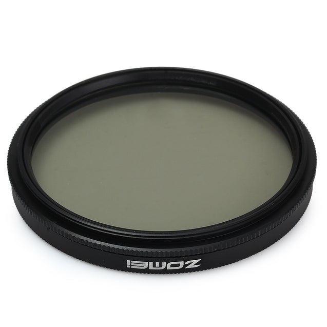 Coupcou.com: Zomei 49mm Ultra Slim Circular Polarizer Glass CPL Filter Lens
