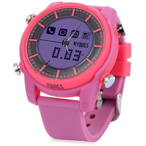 Coupcou.com: Youngs PS1500 Bluetooth 4.0 Smart Sports Watch with Reminder Function
