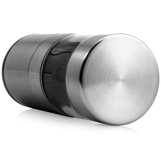 Coupcou.com: Portable Stainless Steel Manual Salt Pepper Spice Mill Grinder Kitchen Accessaries